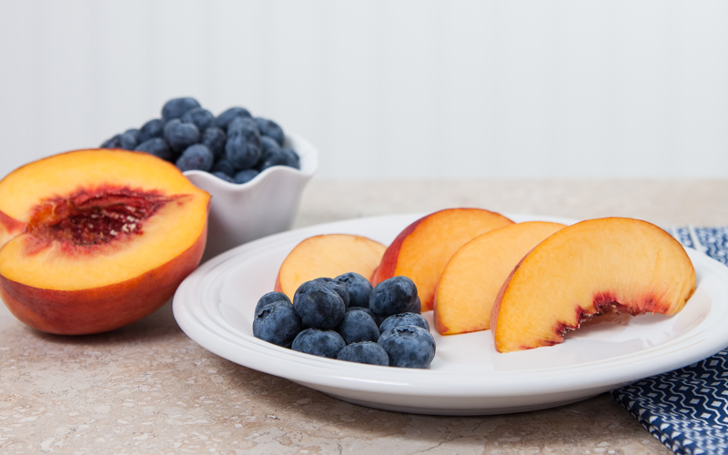 chai-peaches-and-blueberries